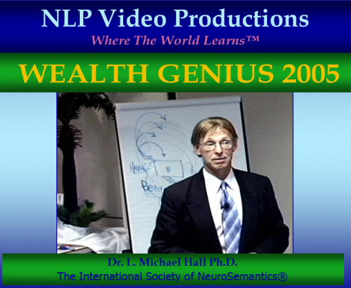 Wealth Genius 2005 dvd Cover front